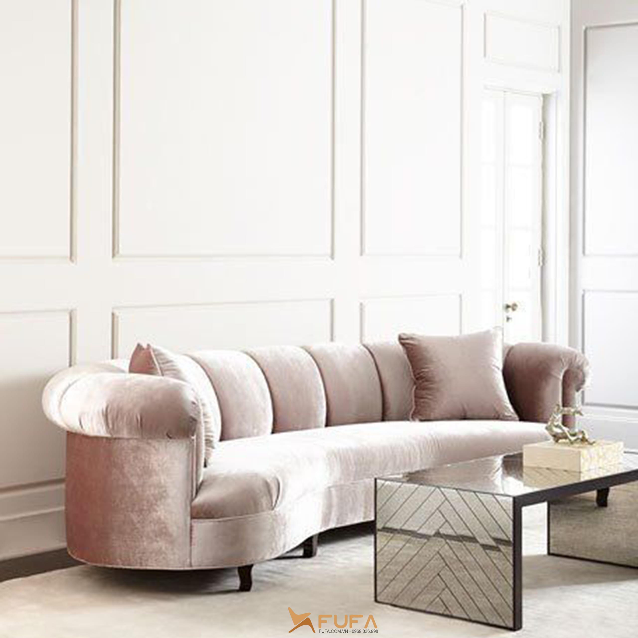 Ghế sofa bành tròn