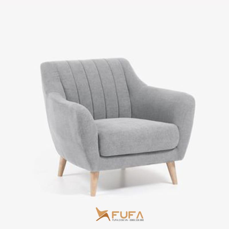 sofa nỉ đơn FUFA